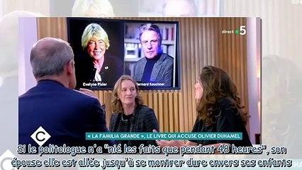 Camille Kouchner - cette révélation sordide sur une pratique d'Olivier Duhamel