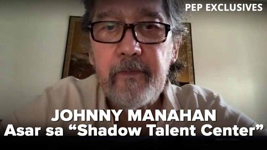 Johnny Manahan on