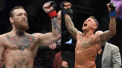 Conor McGregor is one of the best at 'getting under your skin,' says Dustin Poirier