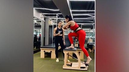 Katrina Kaif AMAZING WORKOUT VIRAL VIDEO | Katrina Kaif Workout VIRAL | Boldsky