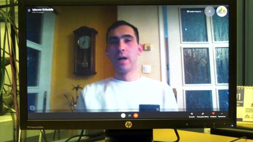 Ιάκωβος Oρφανίδης: Στον αέρα το πτυχίο μας από το Τμήμα της Άμφισσας. Είναι άδικο να πάνε χαμένες οι σπουδές μας