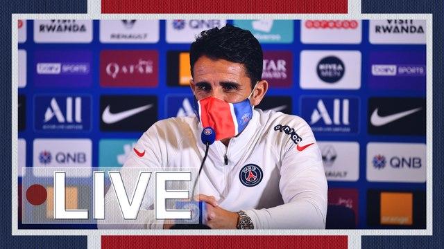 Replay : Conférence de presse de Jesus Perez avant Montpellier