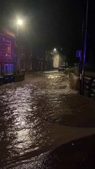 Staithes Coastguard attend flooding in Loftus