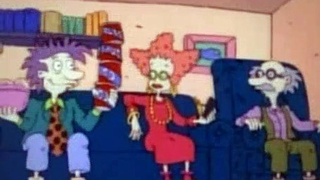Rugrats  Season 2 Episode 46-47 - Game Show Didi + Toys In The Attic