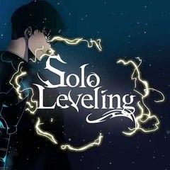 Solo Leveling - 나 혼자만 레벨업 Bande Annonce webtoon