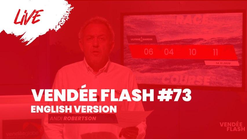 Vendée Flash #73 [EN]