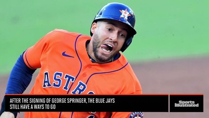 SI Insider: The Blue Jays Still Have More Building to Do After Landing George Springer