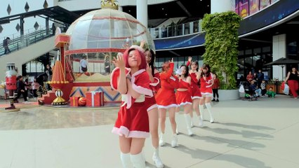 [KPOP IN PUBLIC] 모모랜드 (MOMOLAND) Ready Or Not 커버댄스 Xmas Dance Cover by C.A.C from VietNAm_