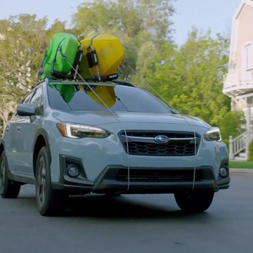 2020 Subaru Crosstrek Limited Driving Video