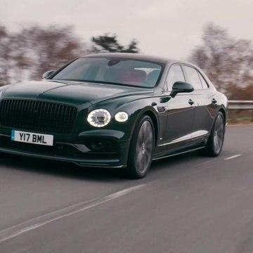 Bentley Flying Spur V8 Design in Barnato