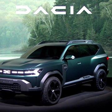 Dacia BIGSTER CONCEPT Preview