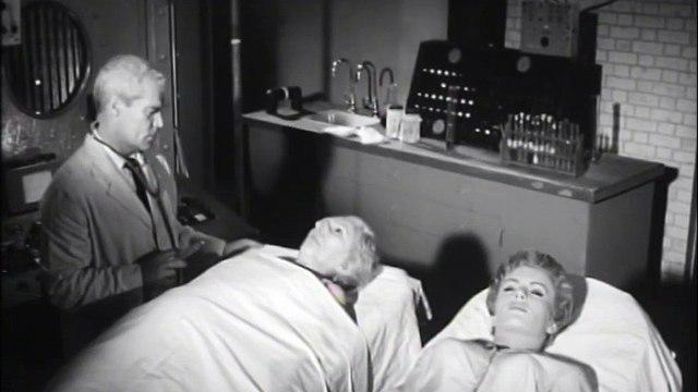 Monstrosity (1963) aka The Atomic Brain - Horror, Sci-Fi Full Movie part 2/2
