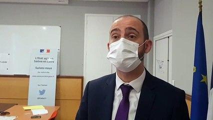 Vaccination : le préfet de Saône-et-Loire répond à nos questions