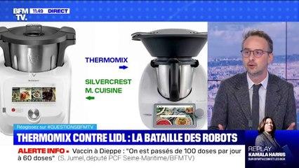 Bataille juridique des robots Thermomix/Lidl:  BFMTV répond à vos questions sur cette affaire