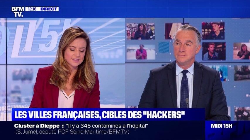 """Les villes françaises, cibles des """"hackers"""" - 22/01"""