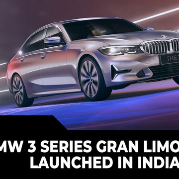 BMW 3 Series Gran Limousine Launched In India | Prices, Specs, Features, Bookings & Other Details