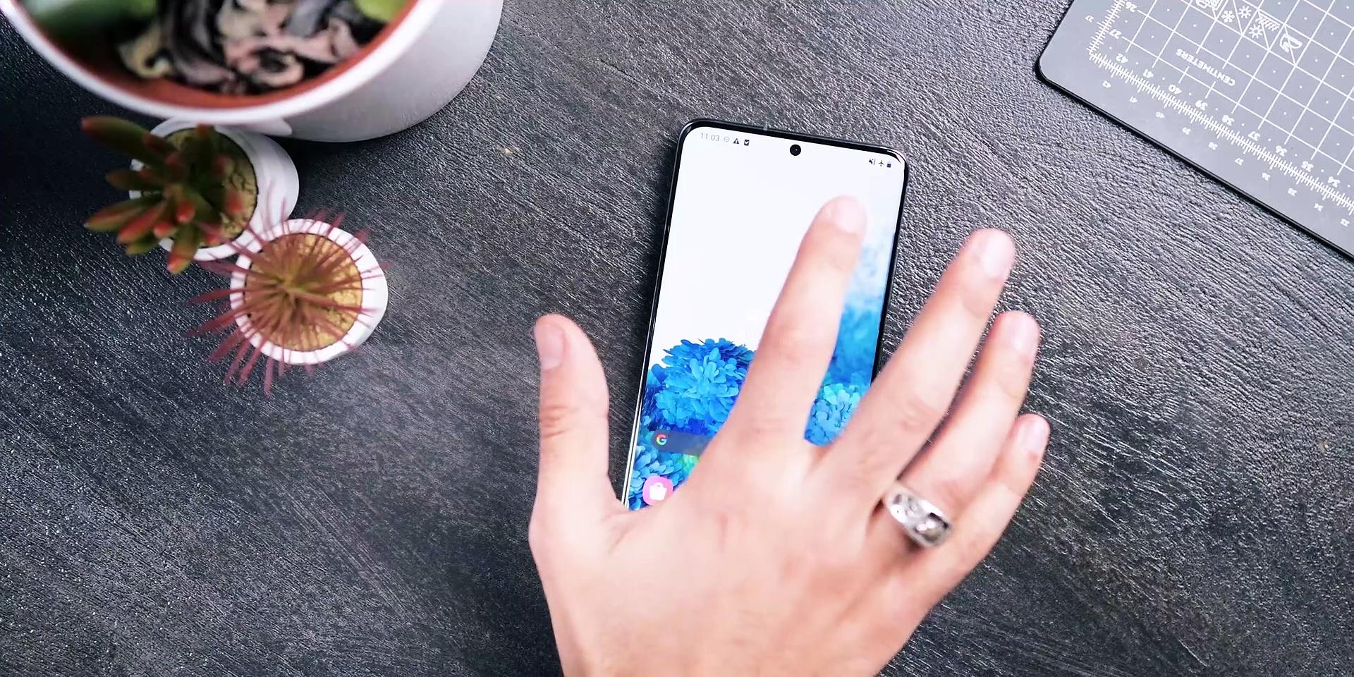Android 11 sur les Samsung Galaxy S20 = One UI 3.0 ! Prise en main des 4 nouveautés