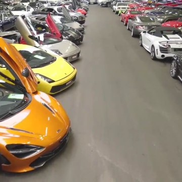 World's most expensive car collection
