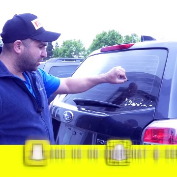Remove Sticker From Car Window - Sticker Removal