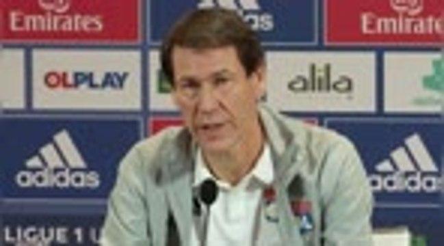 """21e j. - Garcia : """"Il ne faut pas réduire les performances de l'équipe à Paquetá"""""""
