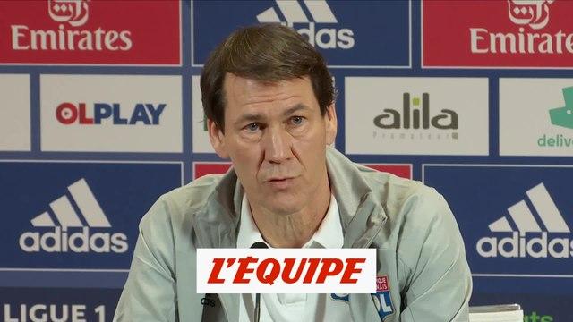 Garcia : «Qu'on laisse Lopes tranquille» - Foot - L1 - OL