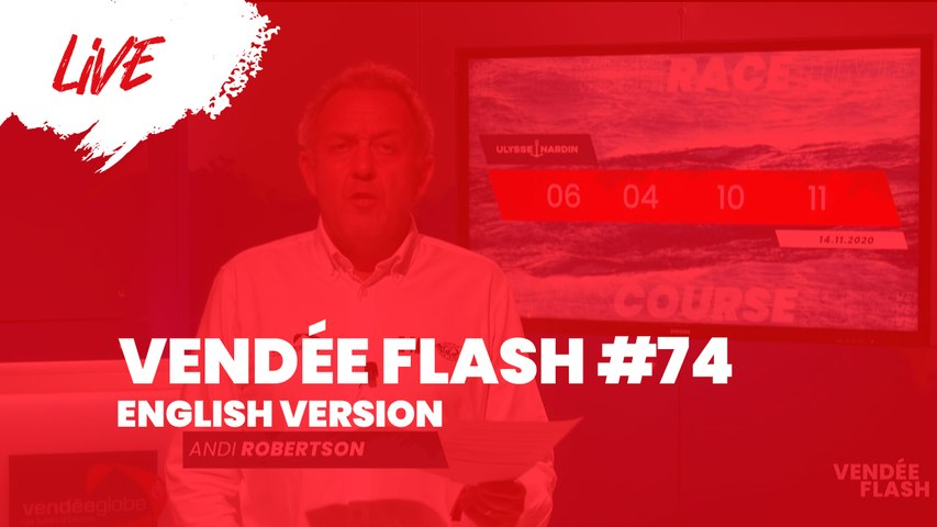 Vendée Flash #74 [EN]