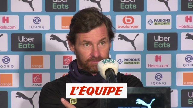 Villas-Boas fait le point sur son groupe avant Monaco - Foot - L1 - OM