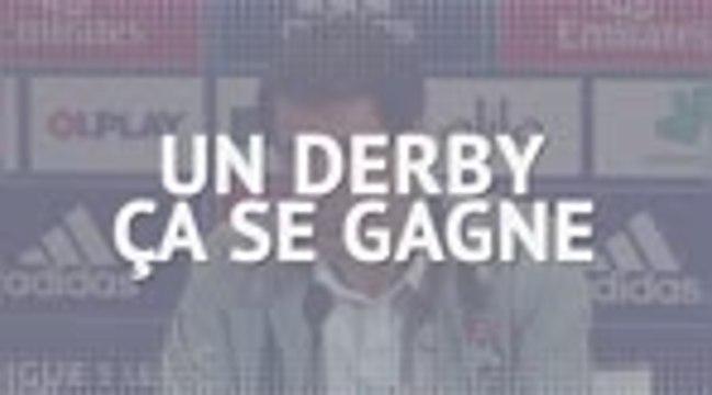 21e j. - Covid, supporters, match aller... L'essentiel de la conf' du derby ASSE/OL