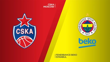 EuroLeague 2020-21 Highlights Regular Season Round 21 video: CSKA 83-89 Fenerbahce
