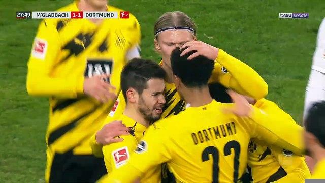 Dortmund : Sancho à la baguette, Haaland à la sanction !