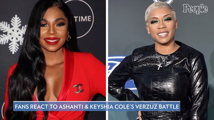 Fans React to Verzuz Battle with Ashanti and Keyshia Cole After Late Start, Sound Issues