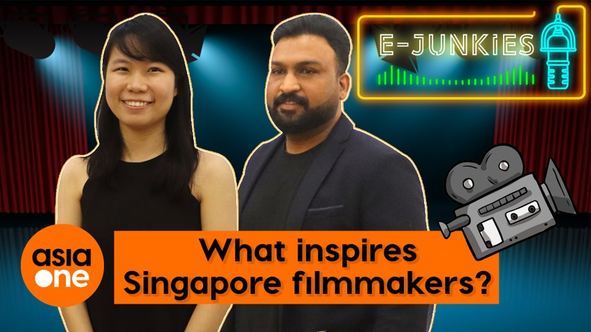 E-Junkies: What inspires filmmakers in Singapore?