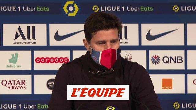 Pochettino : «Je suis heureux pour Mbappé» - Foot - L1 - PSG