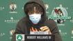 Robert Williams Postgame Interview   Celtics vs Lakers