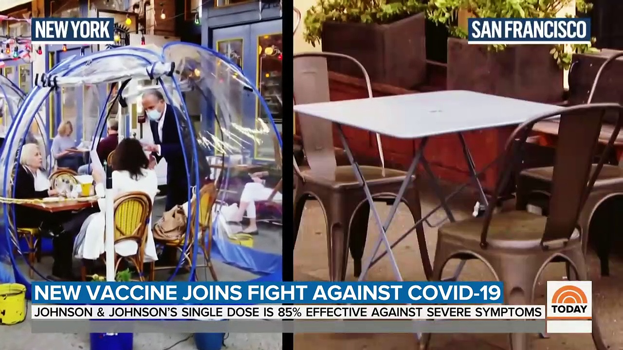 Dr. Fauci Calls Johnson & Johnson's COVID-19 Vaccine 'Good News'