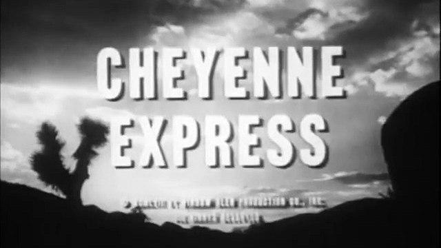 THE RESTLESS GUN - CHEYENNE EXPRESS
