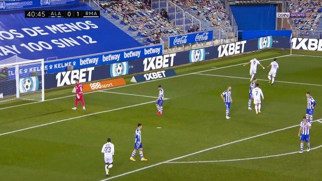La Liga : Talonnade d'Hazard, golazo de Benzema !
