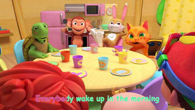 Breakfast Song  CoComelon Nursery Rhymes & Kids Songs