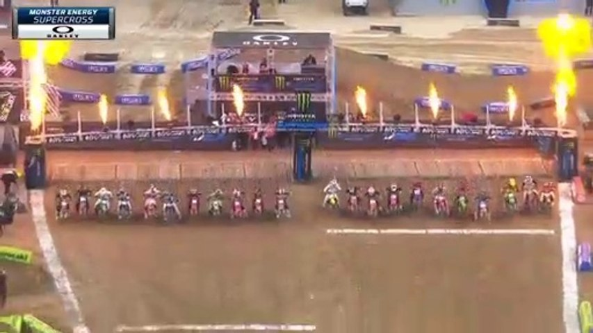 2021 AMA Supercross Houston 3- 250SX Main Event