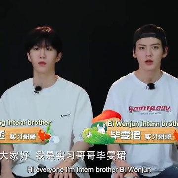 [ENG SUB] Let's Go Ep11 Part 1 | Bi Wenjun & Fan Chengcheng