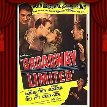 BROADWAY LIMITED 1936 Film - YouTube360p