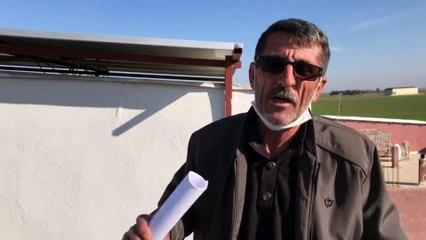 Nusaybin'de Güneş Enerjisi çektiği evine elektrik şirketi ceza kesti