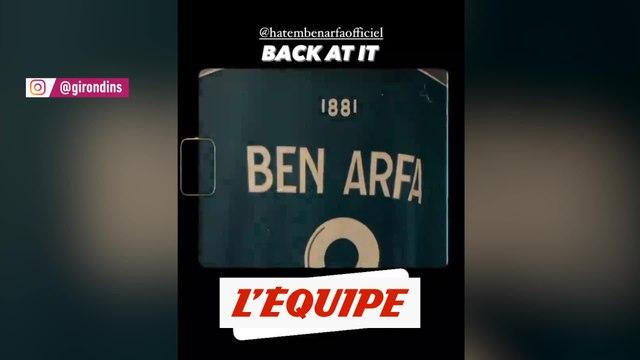 Ben Arfa est bien titulaire - Foot - L1 - Bordeaux
