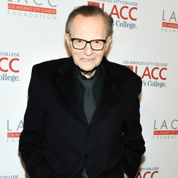 Larry King's sons make statement following his death: 'He was an amazing father'