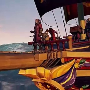 Sea of Thieves- The Seabound Soul Content Update - Official Announcement Trailer - X019