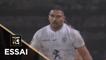 TOP 14 - Essai de Peato MAUVAKA (ST) - Agen - Toulouse - J19 - Saison 2020/2021