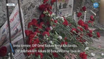 Uğur Mumcu, Ölümünün 28. Yılında Anıldı