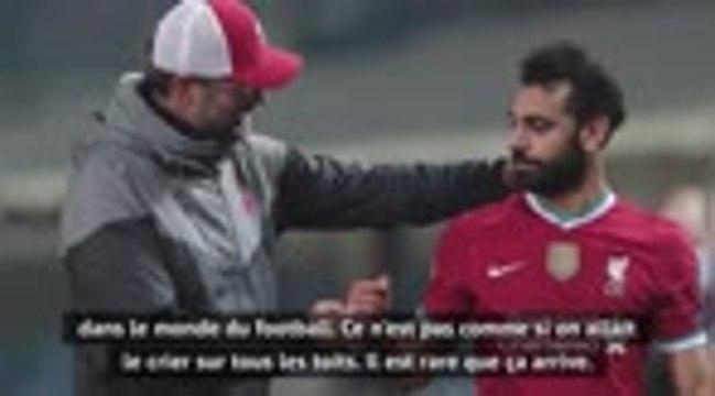 "Transferts - Klopp : ""La situation de Salah ne nous pertube pas"""