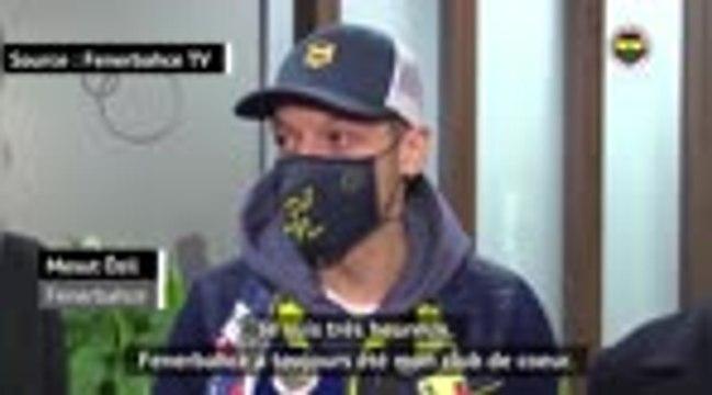 "Transferts - Ozil : ""Fenerbahce, mon club de coeur"""