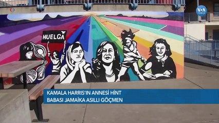 Kamala Harris Tarih Yazdı